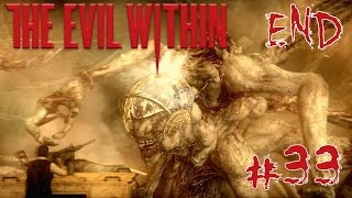 Boom !!! - The Evil Within - Indonesia Gameplay Part 33 (END)