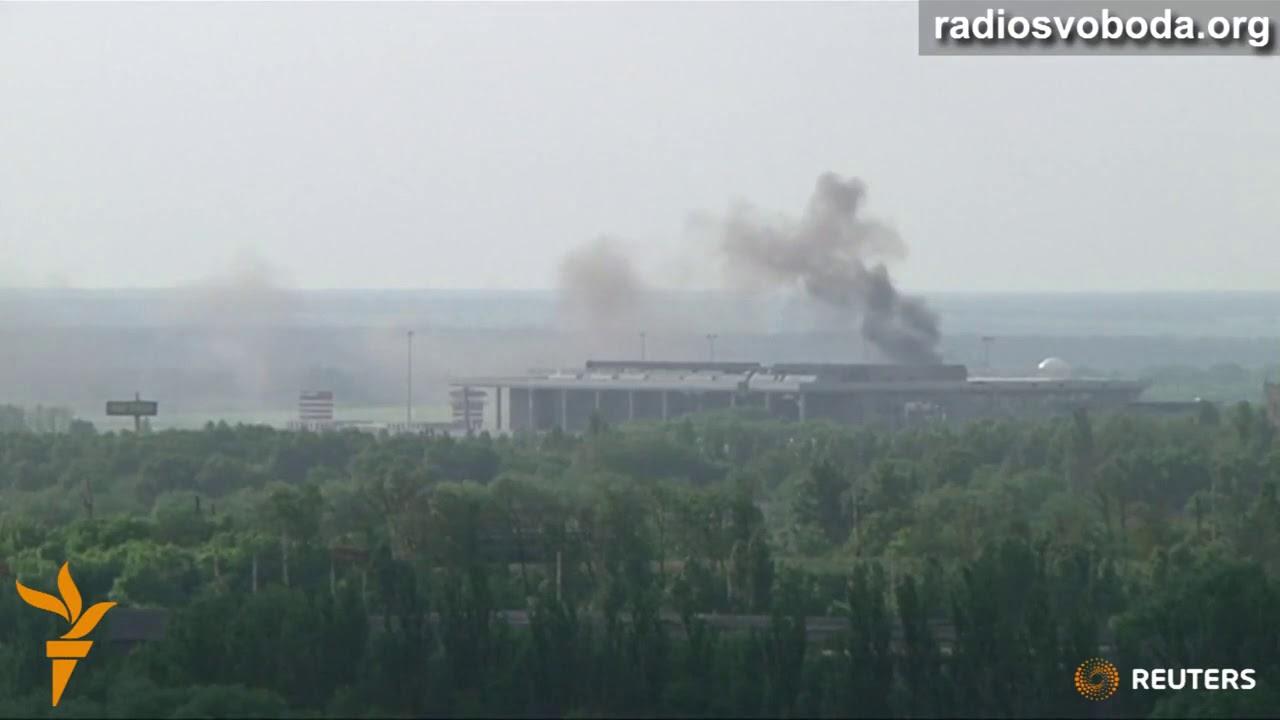 Бій за Донецький Аеропорт 26 травня 2014