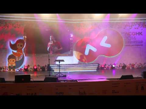 HeartGrey Beatbox Live | 香港動漫電玩節2014 - 青年音樂祭