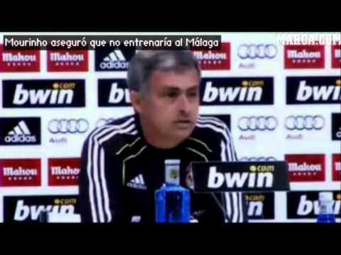 Lo mejor de José Mourinho en el Real Madrid.
