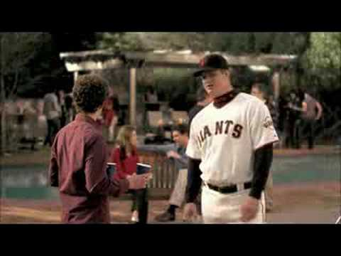 SF Giants Picnic Commercial - Matt Cain