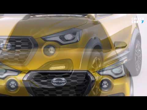 Datsun GO cross Concept 2015 / 2016 new Datsun GO plus + concept
