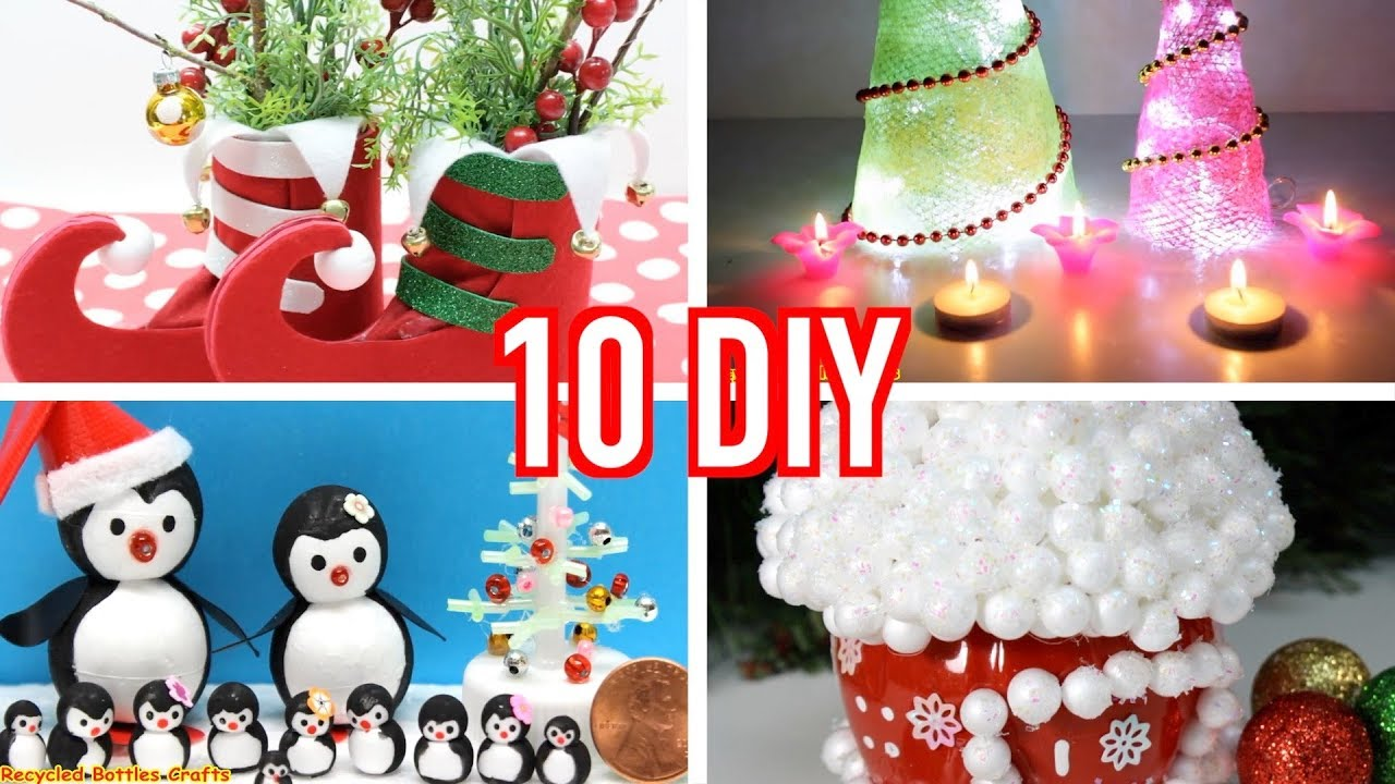 20 Amazing DIY Christmas Decorations Ideas That Will Make Your Kids Happy  Art and Craft