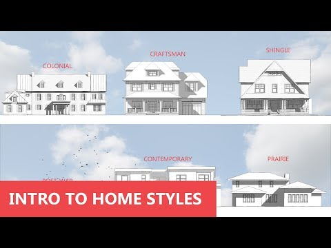 Introduction to House Architectural Styles