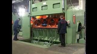 Производство кабеля на заводе