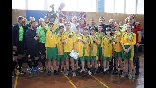 Харьковская школьная регбийная лига 2019