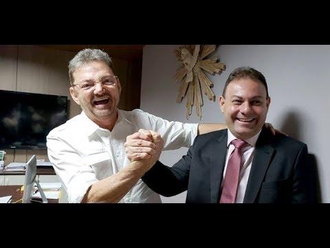 foto de WILSON E JEOVÁ JUNTOS - Marcos Melo - Política Dinâmica