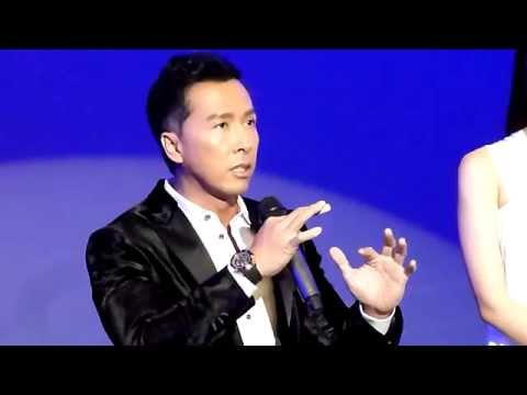 Donnie Yen attended Kung Fu Jungle world premiere at London Film Festival