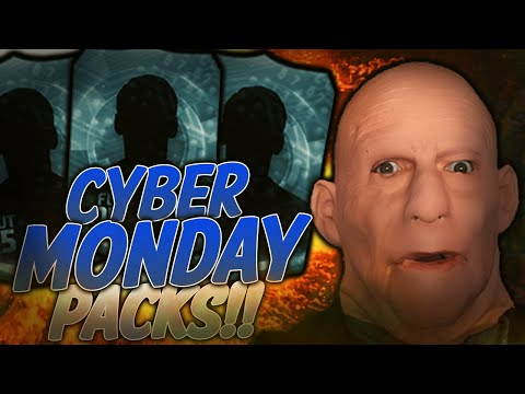 FIFA 15 | 35K CYBER MONDAY PACKS - BARCELONA LEGEND!!