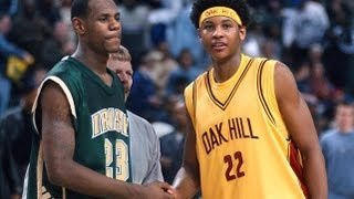 High School (12/12/2002) St.Vincent St.Marys vs. Oak Hill Academy (LeBron James)
