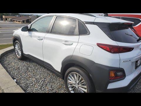 2020 Hyundai Kona SEL!!!