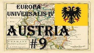 Europa Universalis 4 - Golden Century: Austria #9