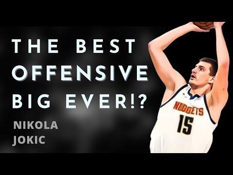 Nikola Jokic is revolutionizing the center position