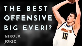 Nikola Jokic is revolutionizing the center position