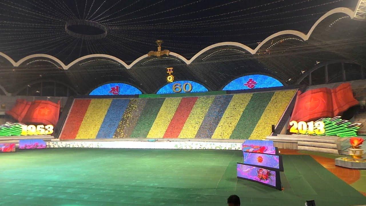 20130805 201236朝鮮團體操