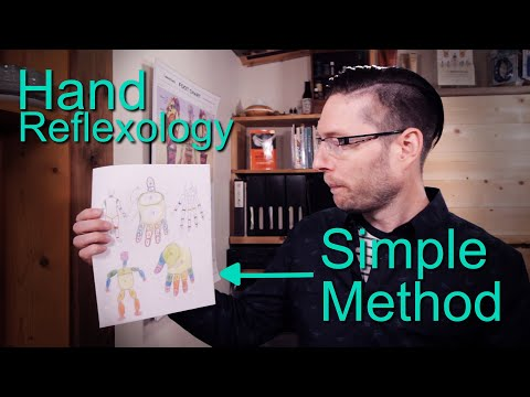 How to Find an Easy and Simple Method for Hand Reflexology