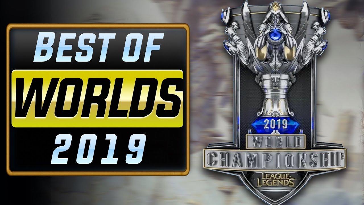 Worlds 2019 (League of Legends) | Best Plays Montage