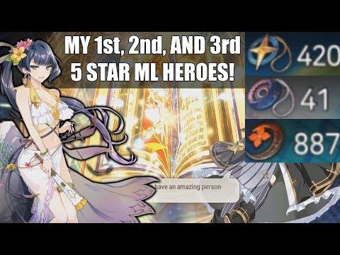 SS BELLONA SUMMONS + Mystic & Moonlight! Epic Seven (Oops, 3 5-Star MLs)