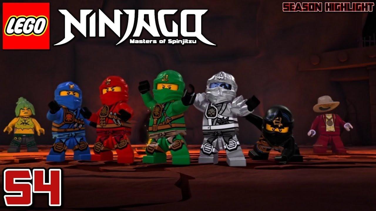 Ninjago all about season 4 voting closed youtube - Ninjago saison 4 ...