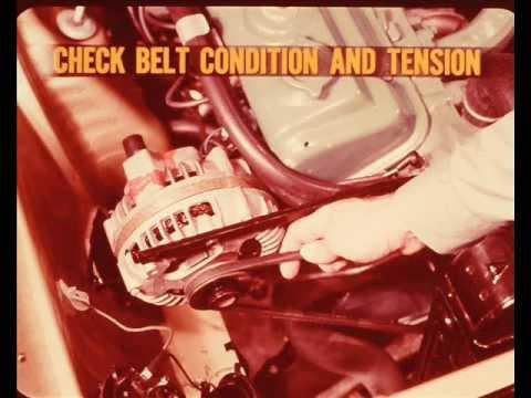 Chrysler Master Tech - 1970, Volume 70-4 The 1970 Alternator and