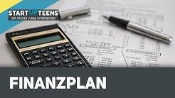So erstellst du einen Finanzplan - Übersicht