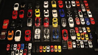 Scale Model Car Collection Part 3 - 1/18, 1/24, 1/32, 1/36, 1/48 Scale