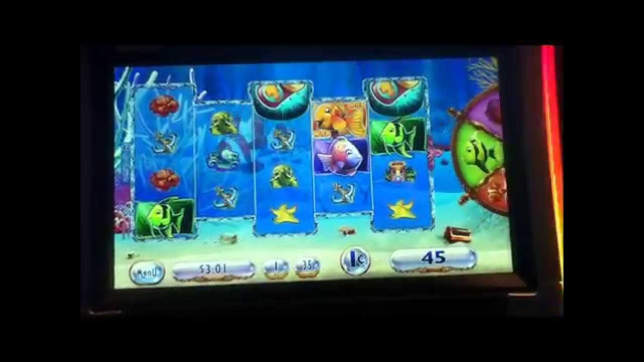 Mustang gold slot review