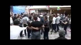 Драка на Чеченской свадьбе 2016