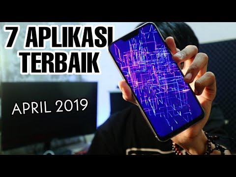 7 Aplikasi Terbaik Dan Keren April 2019🔥BEST ANDROID APPS APRIL 2019