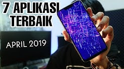 7 Aplikasi Terbaik Dan Keren April 2019?BEST ANDROID APPS APRIL 2019