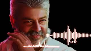 Viswasam movie ajith entry bgm song