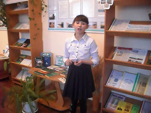 Изображение предпросмотра прочтения – ВалентинаАрхипова читает произведение «Зимнее утро» А.С.Пушкина