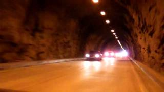 Trip Through Yosemite's Wawona Tunnel