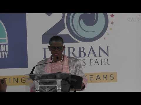 Durban Business Fair 20 year celebration -Kwamashu Durban S.