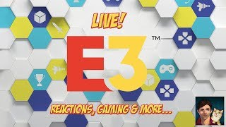 LIVE! - E3 2018 - RE2 Hype *RE4 Gameplay!*