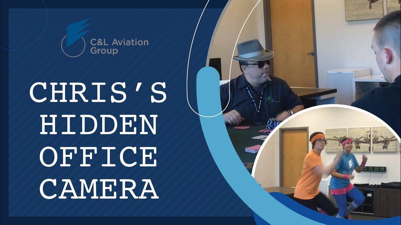 Chriss Hidden Office Camera - Youtube