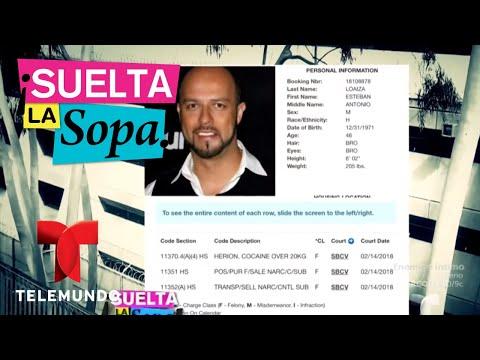 Primera audiencia de Esteban Loaiza | Suelta La Sopa | Entretenimiento