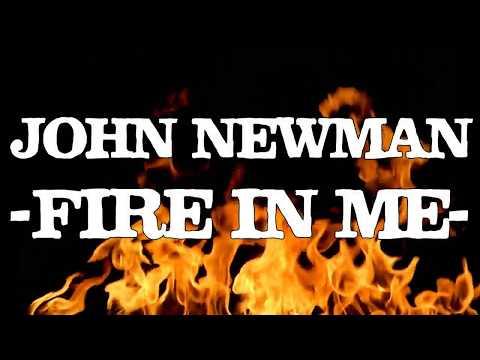 John Newman - Fire In Me (Karaoke Version)