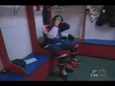 Angela Ruggiero Hockey Star