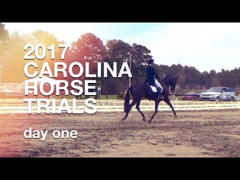 2017 Carolina Horse Trials - Day 1
