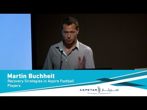 Recovery Strategies in Aspire Football Players by Martin Buchheit27March2013