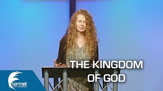 The Kingdom Of God | Vicky Fletcher