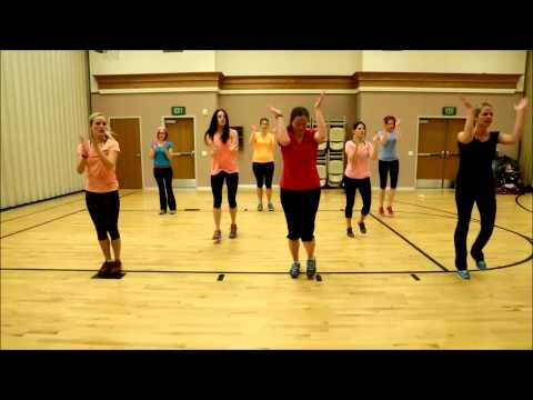 Zumba Dance Exercise (Acapella)