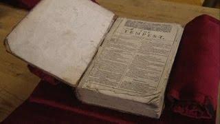 Первое фолио Шекспира обнаружено во французской библиотеке (новости) http://9kommentariev.ru/