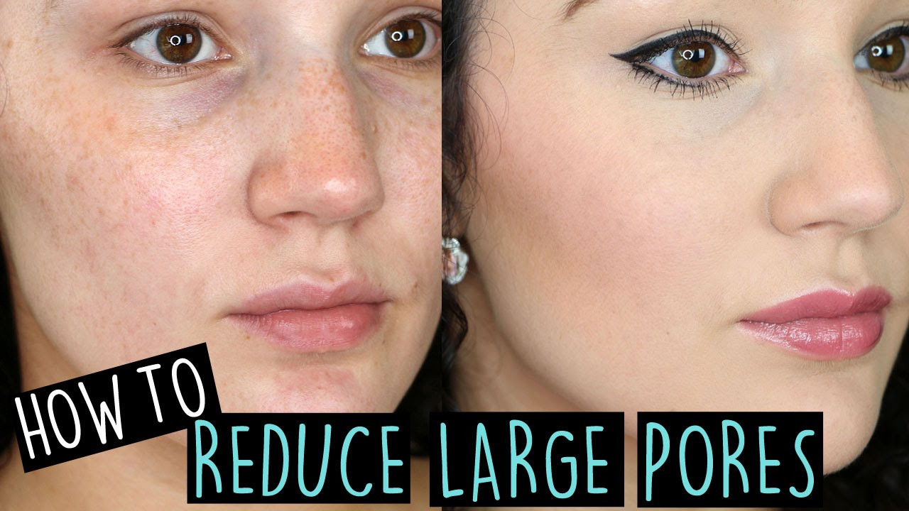 Good foundation for large pores