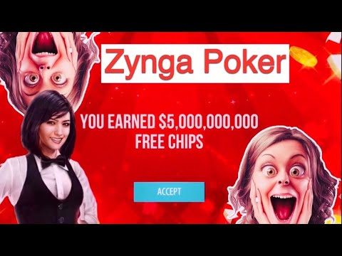 How To Get Billion Free Chips Without Hack Or Buying Anychips [Zynga Poker 2020]