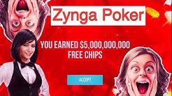 Earn Free Chips [Zynga Poker 2020]