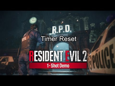 Resident Evil 2 1-Shot demo time limit can be bypassed - VG247
