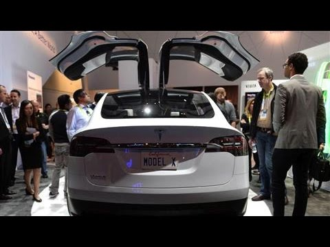 Tesla's New Model X SUV Finally Set for Delivery