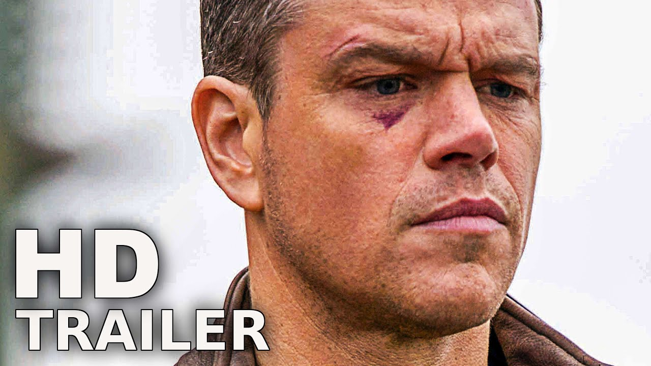 JASON BOURNE - Super Bowl Trailer Deutsch German (2016)